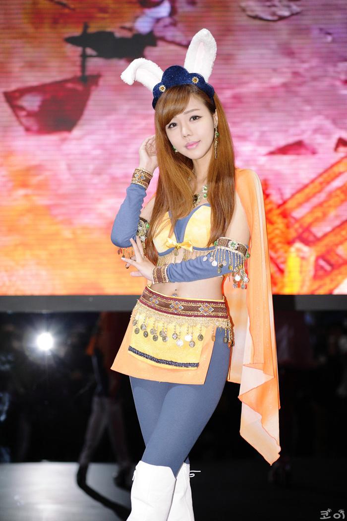 Showgirl G-star 2012: Seo Ji Ah - Ảnh 156