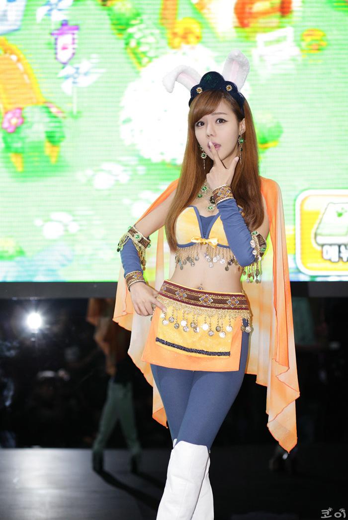 Showgirl G-star 2012: Seo Ji Ah - Ảnh 157