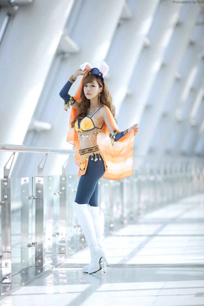 Showgirl G-star 2012: Seo Ji Ah - Ảnh 164
