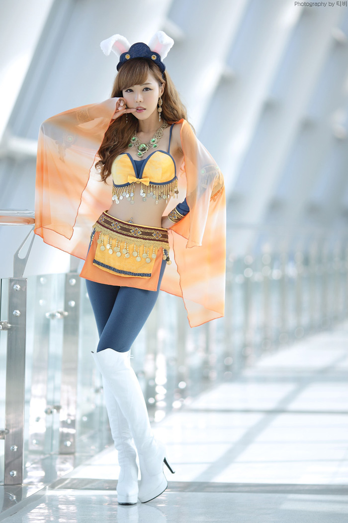 Showgirl G-star 2012: Seo Ji Ah - Ảnh 165