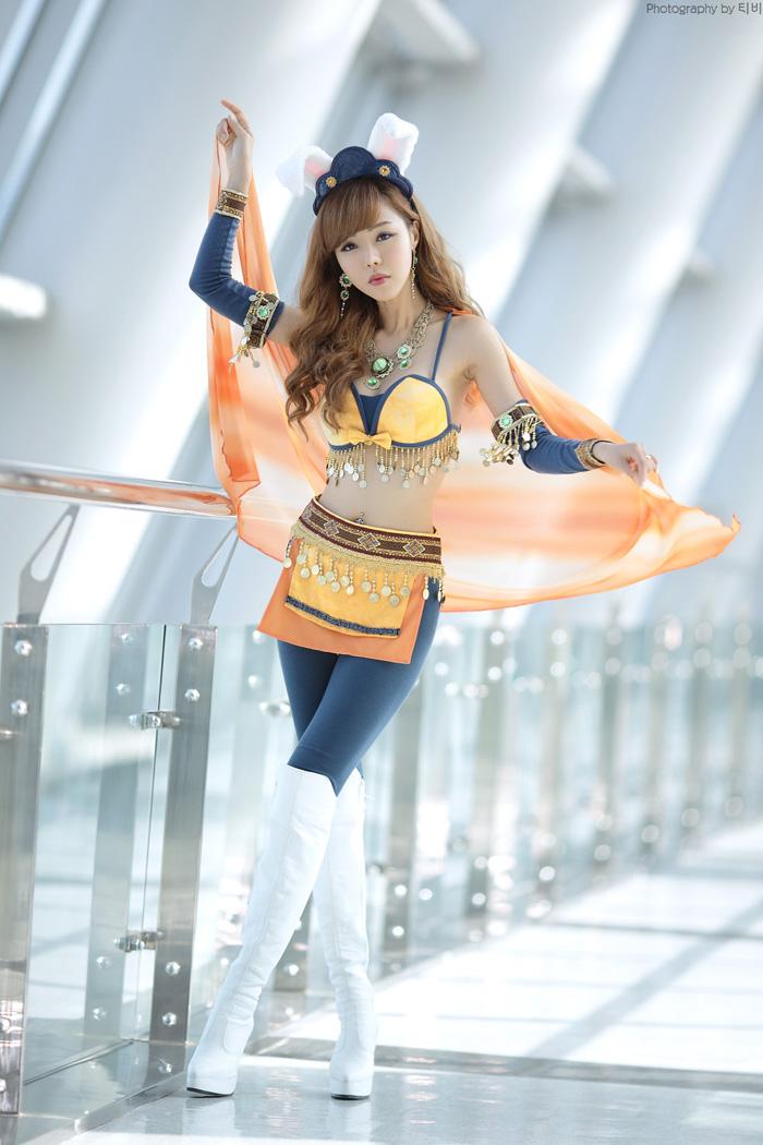 Showgirl G-star 2012: Seo Ji Ah - Ảnh 168