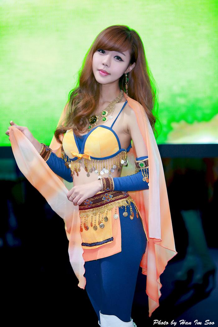 Showgirl G-star 2012: Seo Ji Ah - Ảnh 172