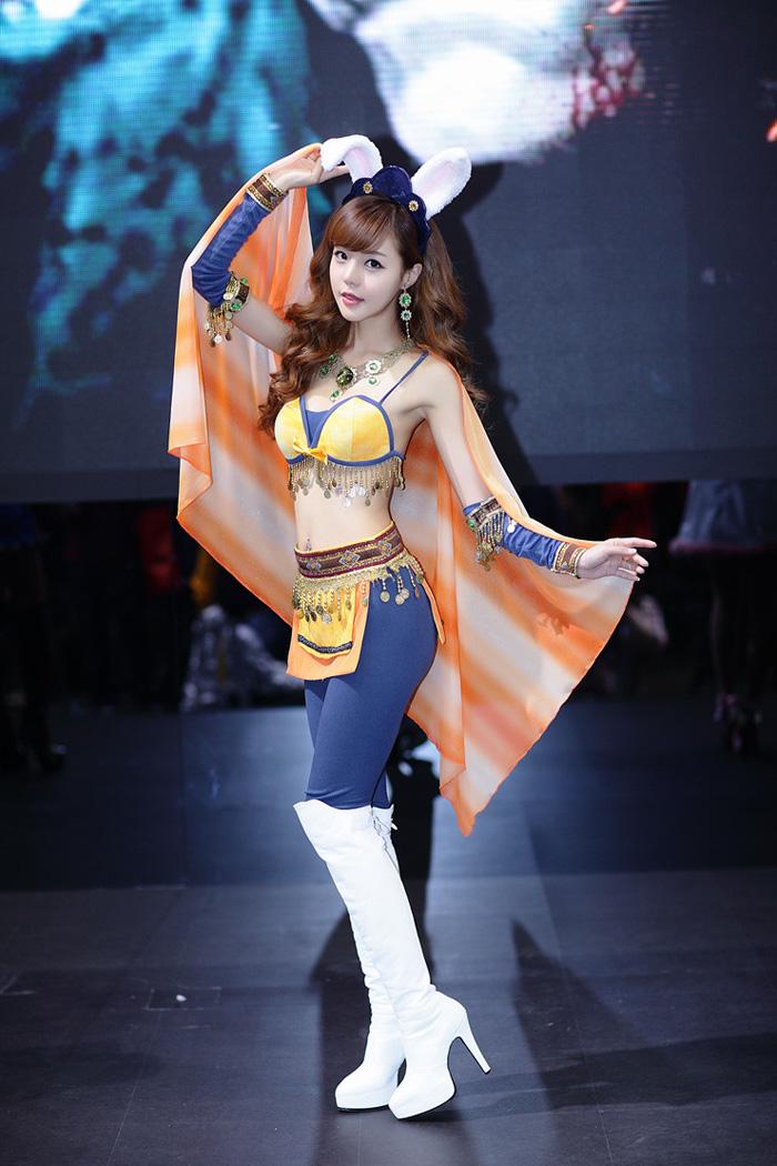 Showgirl G-star 2012: Seo Ji Ah - Ảnh 176