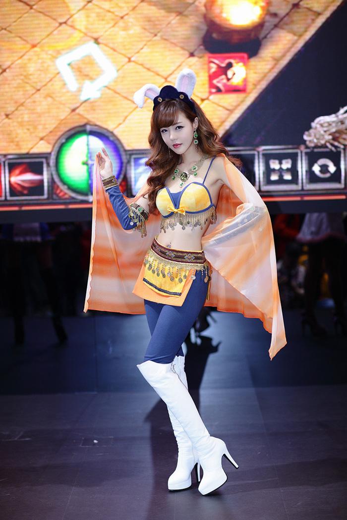 Showgirl G-star 2012: Seo Ji Ah - Ảnh 178