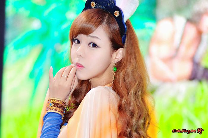 Showgirl G-star 2012: Seo Ji Ah - Ảnh 19