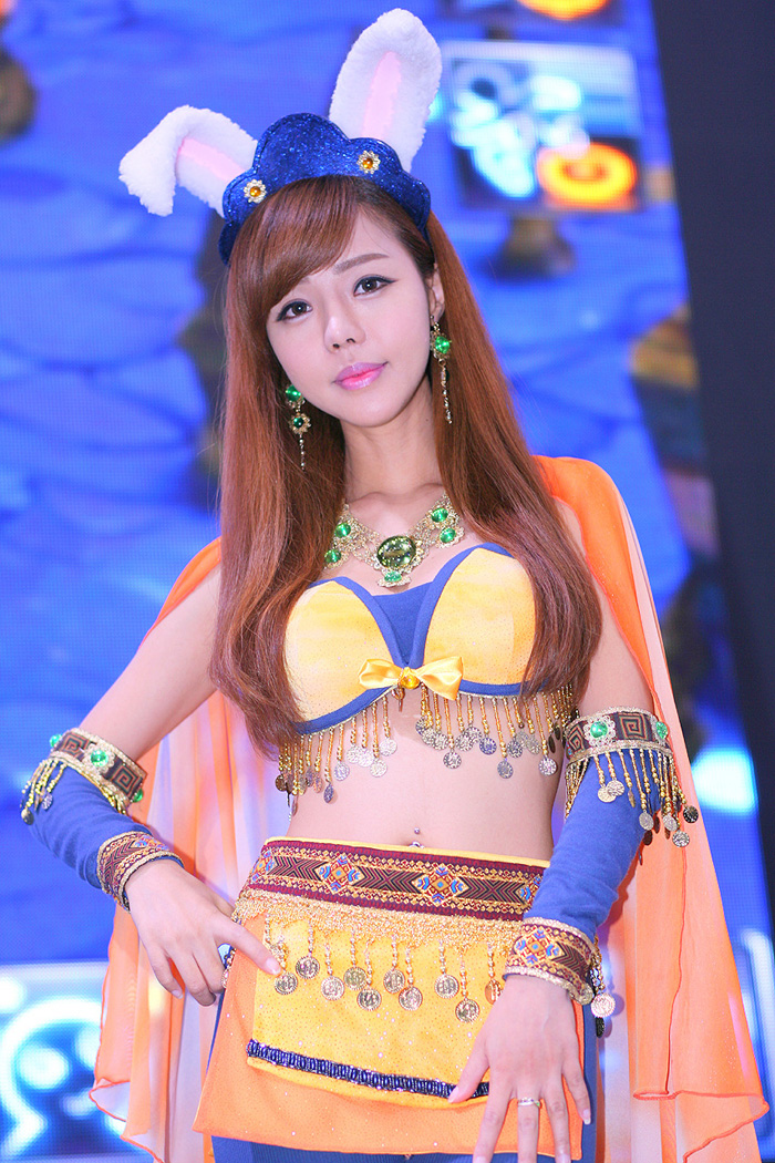 Showgirl G-star 2012: Seo Ji Ah - Ảnh 182