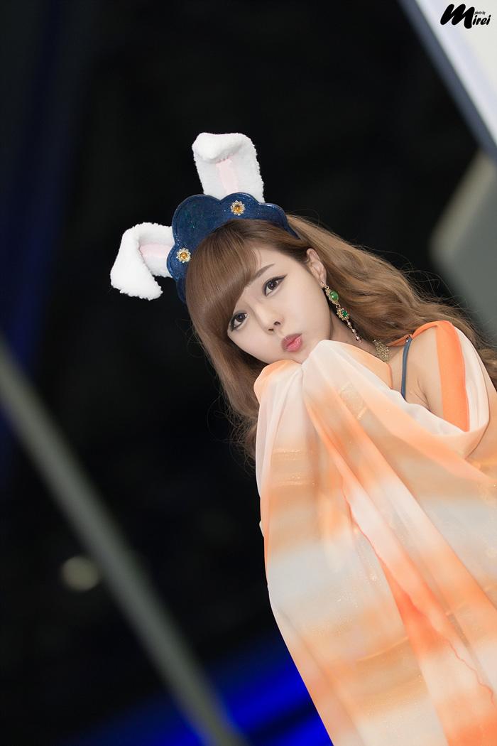 Showgirl G-star 2012: Seo Ji Ah - Ảnh 186