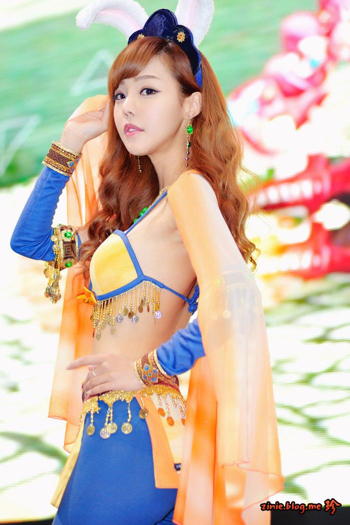 Showgirl G-star 2012: Seo Ji Ah - Ảnh 20