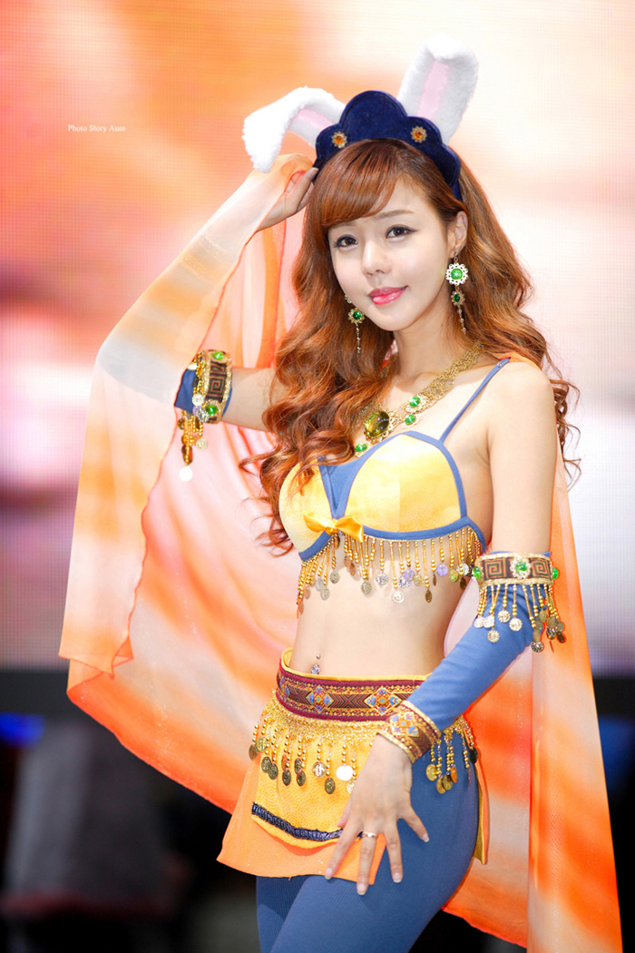 Showgirl G-star 2012: Seo Ji Ah - Ảnh 192