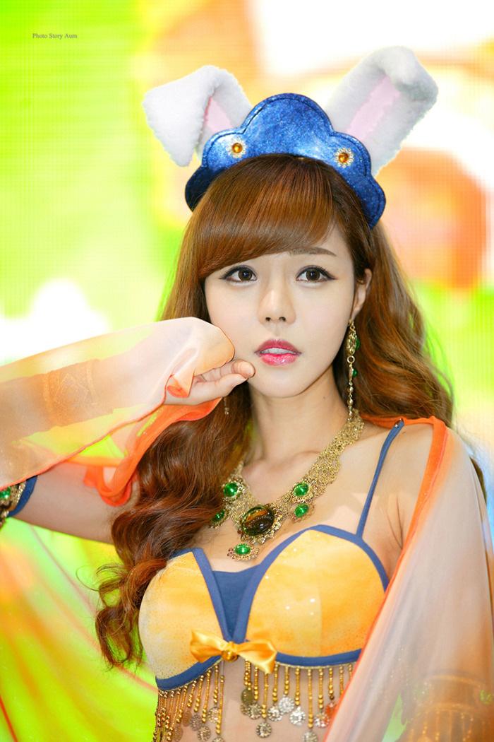 Showgirl G-star 2012: Seo Ji Ah - Ảnh 199