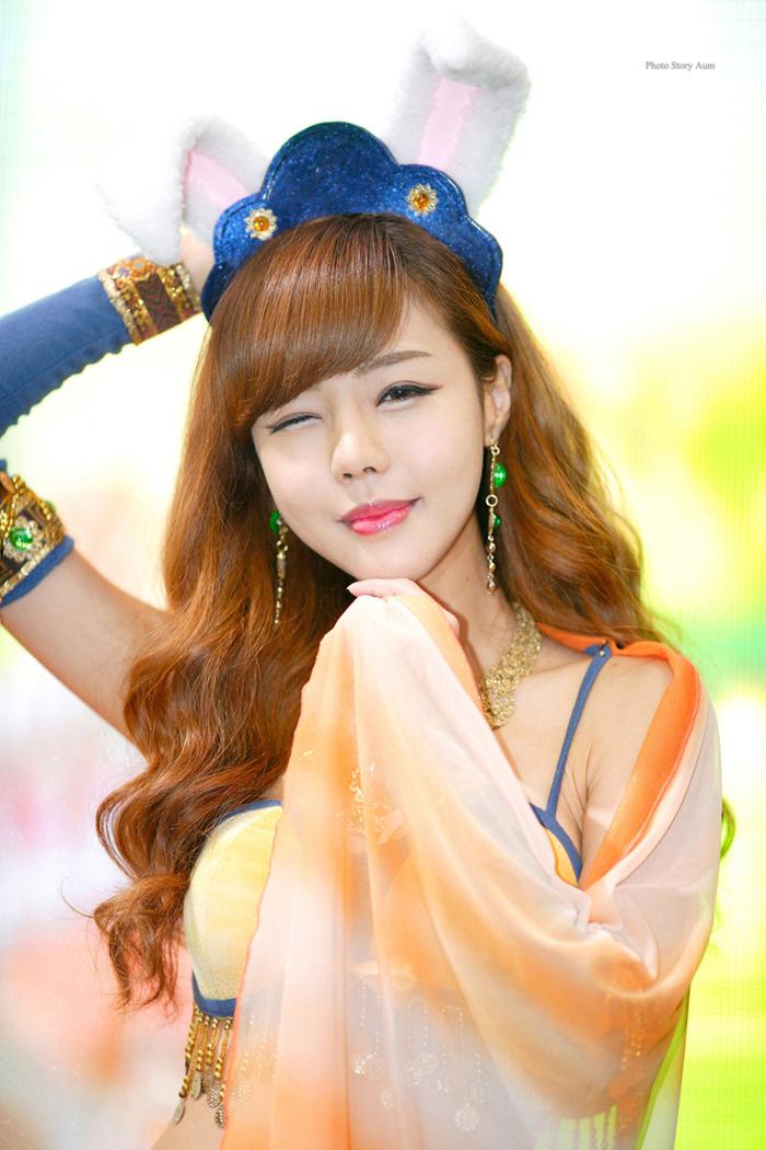Showgirl G-star 2012: Seo Ji Ah - Ảnh 201