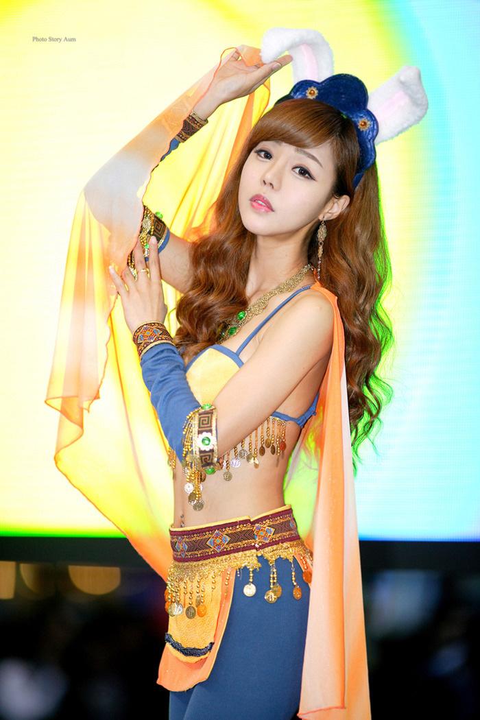 Showgirl G-star 2012: Seo Ji Ah - Ảnh 202