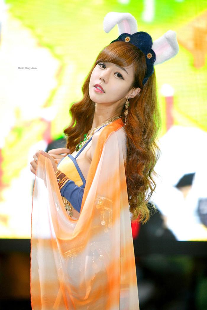 Showgirl G-star 2012: Seo Ji Ah - Ảnh 203