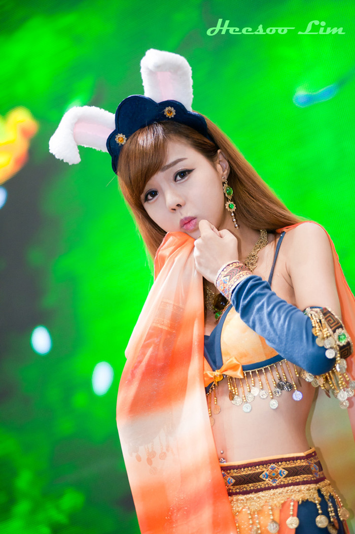 Showgirl G-star 2012: Seo Ji Ah - Ảnh 26