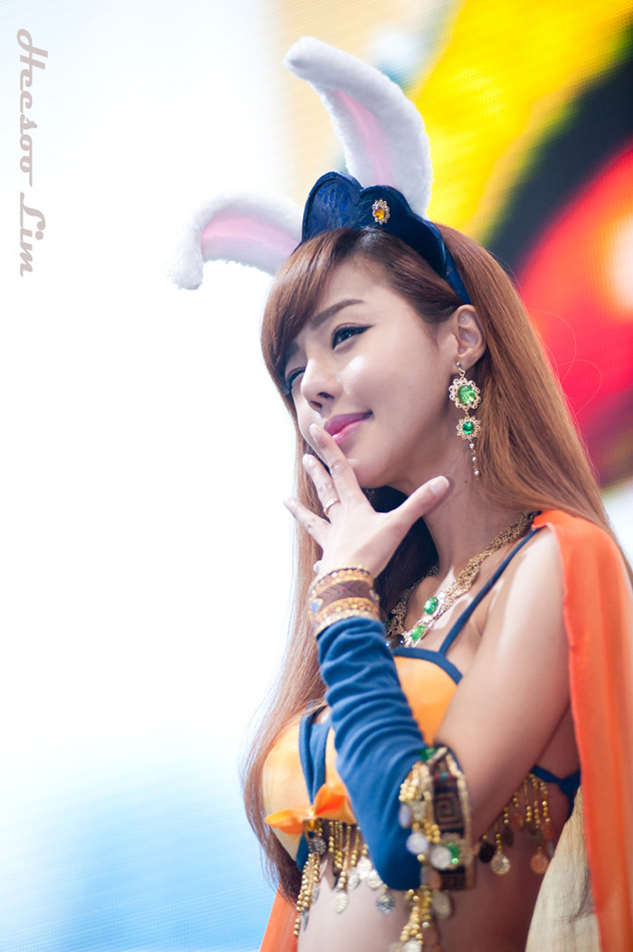 Showgirl G-star 2012: Seo Ji Ah - Ảnh 28