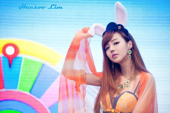 Showgirl G-star 2012: Seo Ji Ah - Ảnh 29