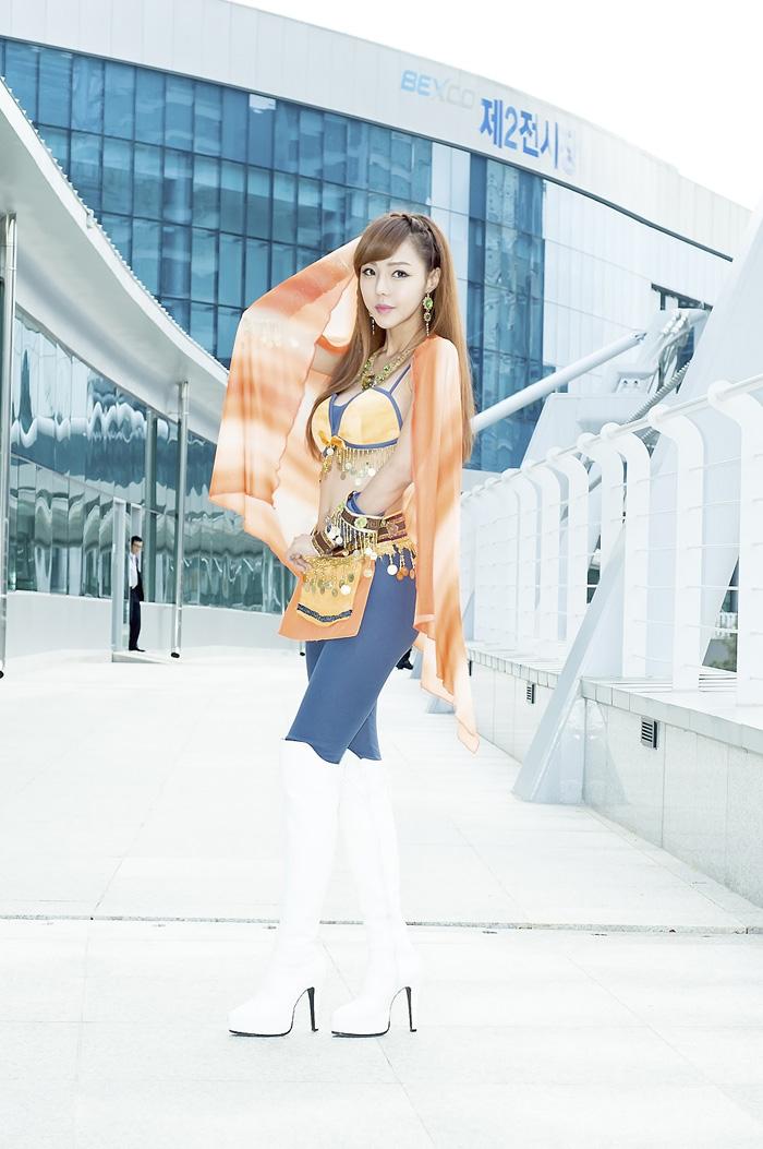Showgirl G-star 2012: Seo Ji Ah - Ảnh 37