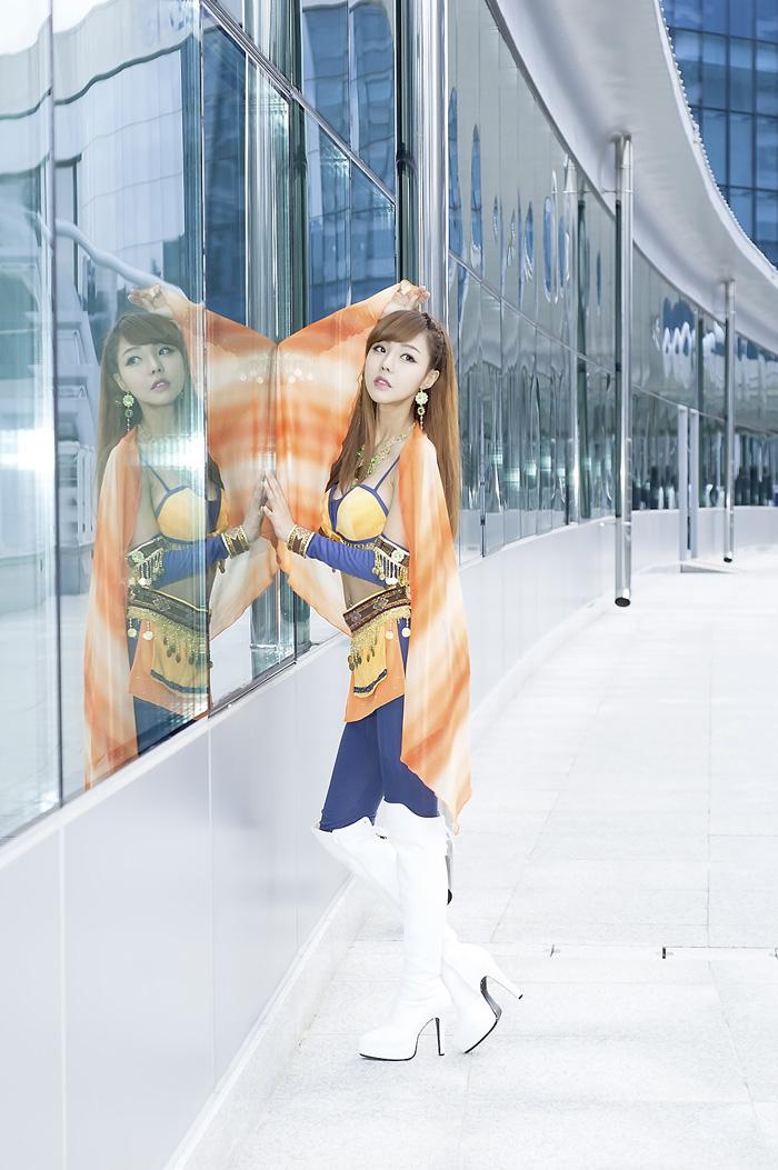 Showgirl G star 2012: Seo Ji Ah