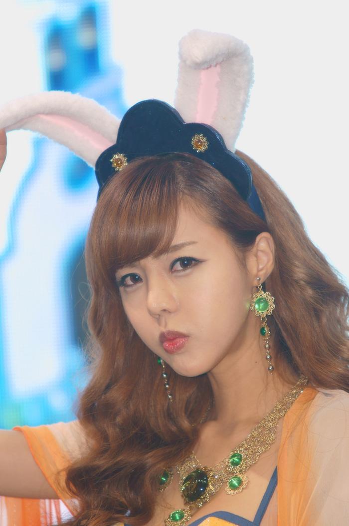 Showgirl G-star 2012: Seo Ji Ah - Ảnh 45