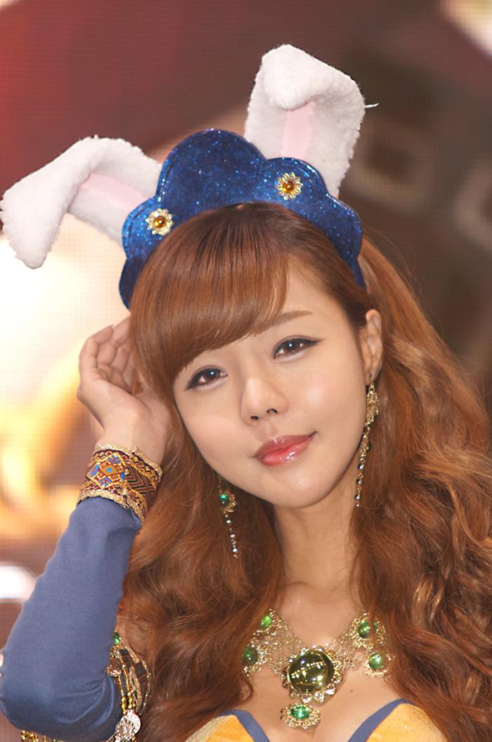 Showgirl G-star 2012: Seo Ji Ah - Ảnh 50