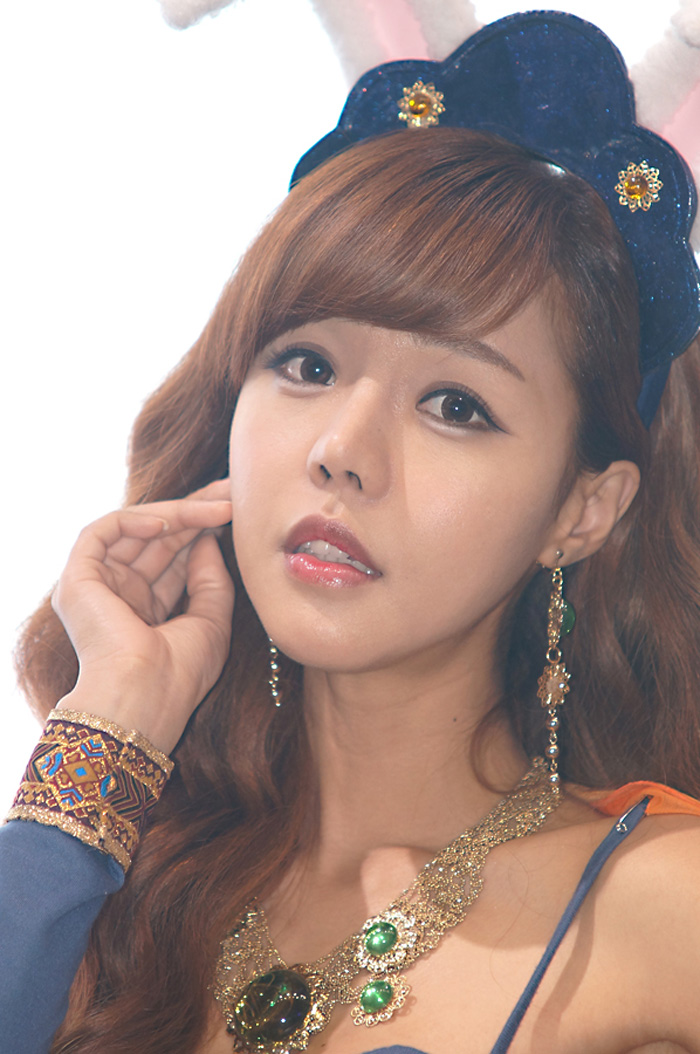 Showgirl G-star 2012: Seo Ji Ah - Ảnh 52