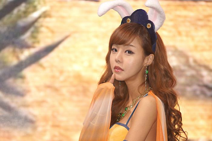 Showgirl G-star 2012: Seo Ji Ah - Ảnh 54