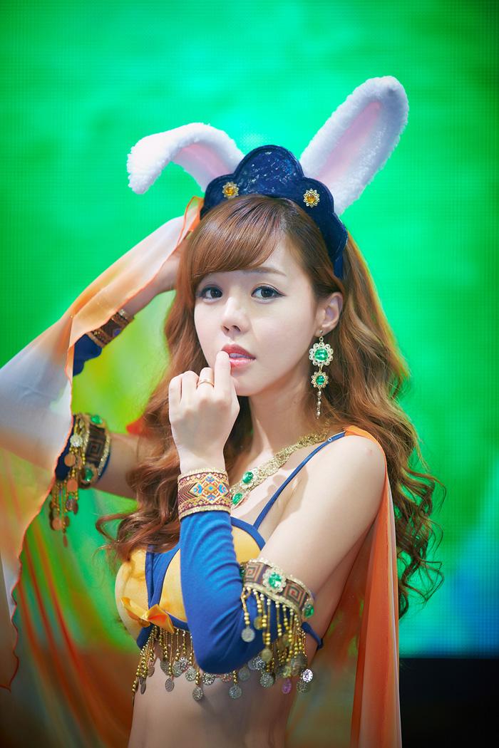 Showgirl G-star 2012: Seo Ji Ah - Ảnh 57