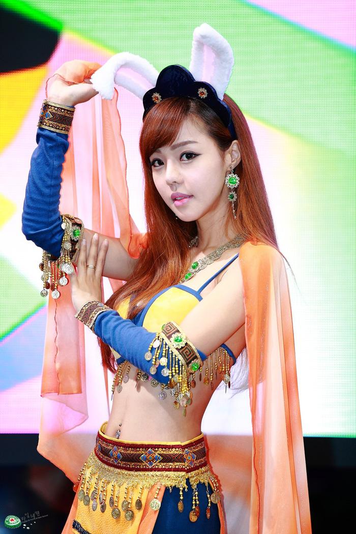 Showgirl G-star 2012: Seo Ji Ah - Ảnh 65