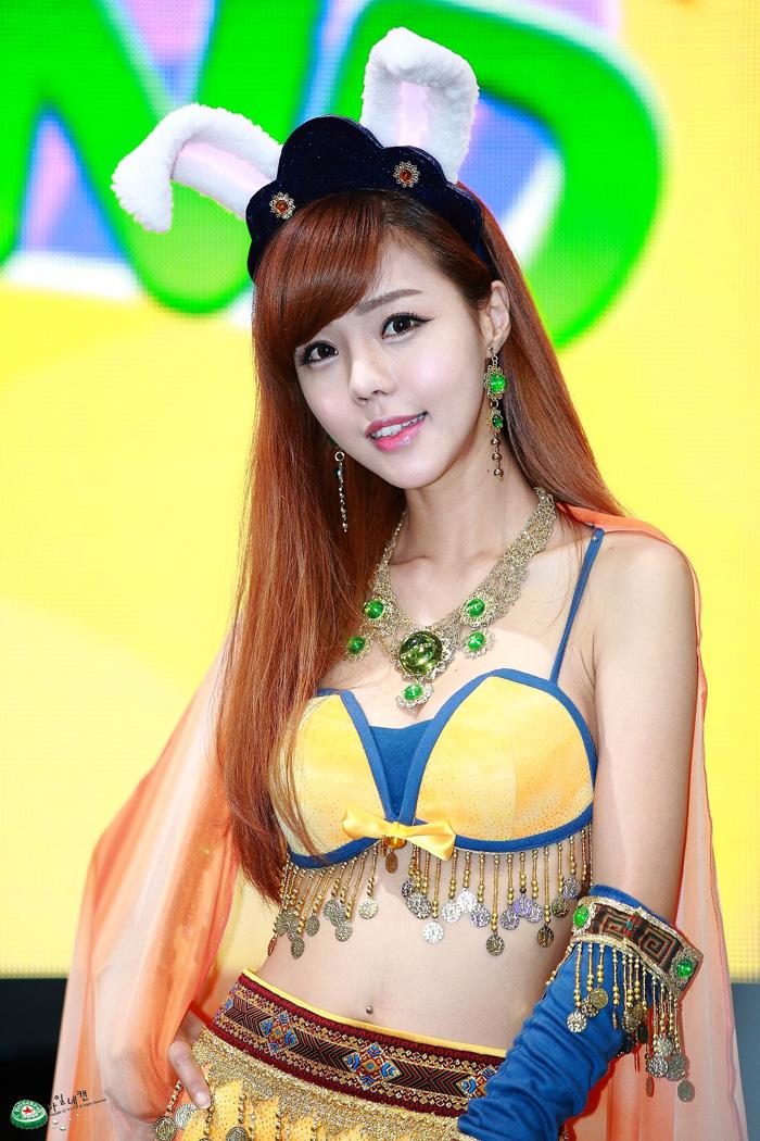 Showgirl G-star 2012: Seo Ji Ah - Ảnh 66