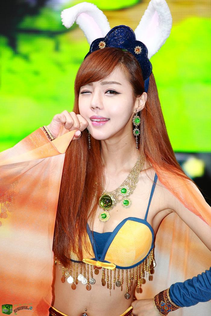 Showgirl G-star 2012: Seo Ji Ah - Ảnh 67