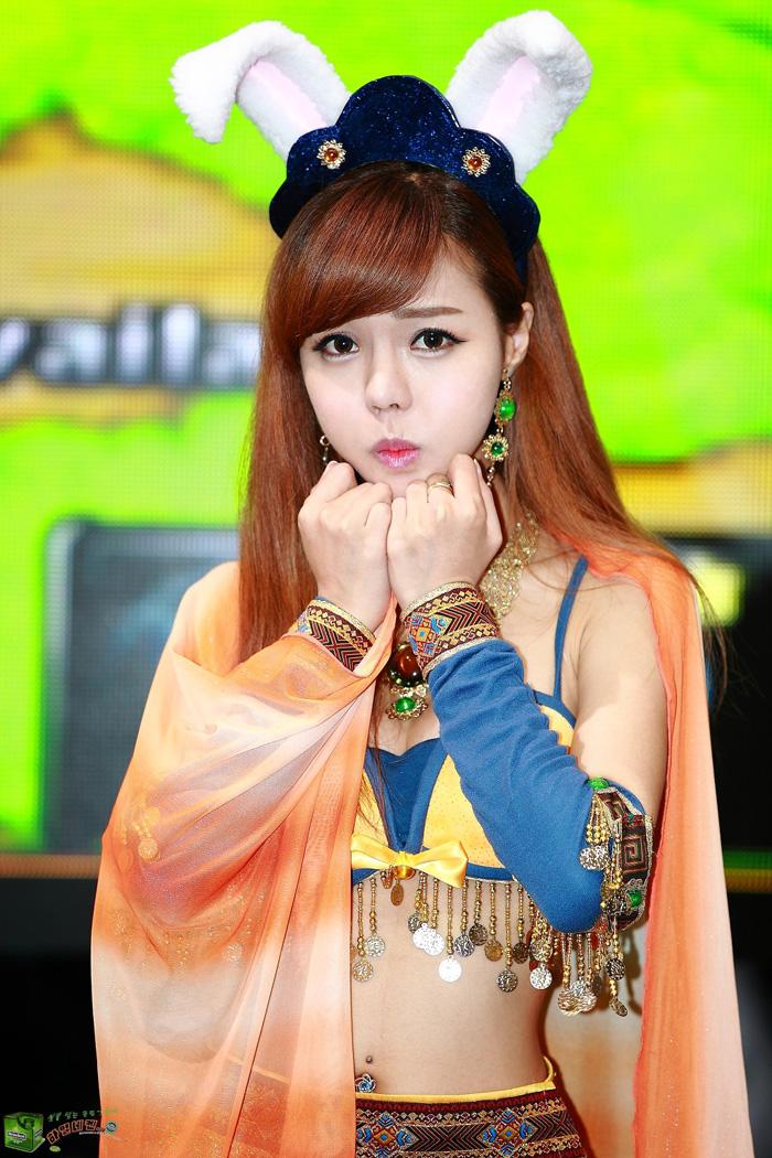 Showgirl G-star 2012: Seo Ji Ah - Ảnh 68