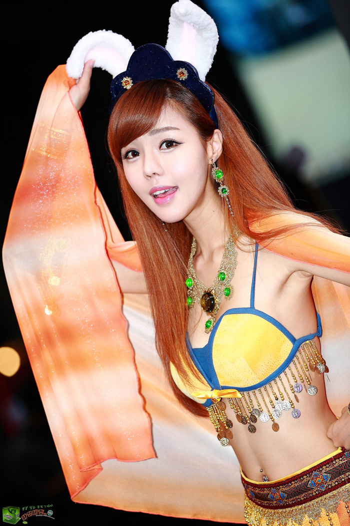 Showgirl G-star 2012: Seo Ji Ah - Ảnh 69