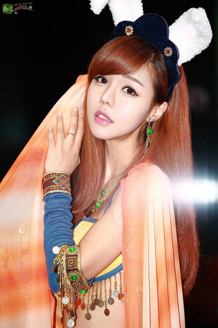 Showgirl G-star 2012: Seo Ji Ah - Ảnh 71