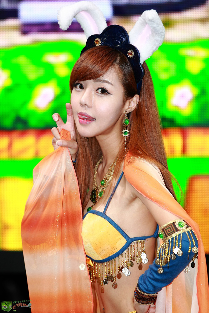 Showgirl G-star 2012: Seo Ji Ah - Ảnh 74