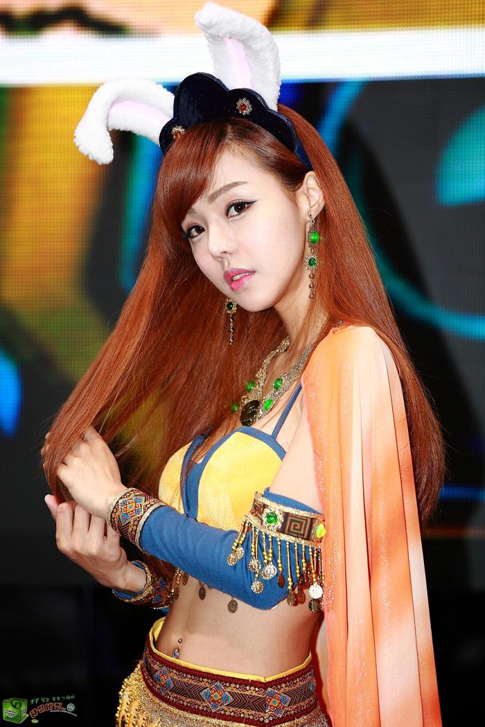 Showgirl G-star 2012: Seo Ji Ah - Ảnh 75