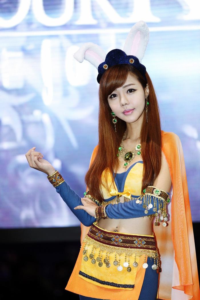 Showgirl G-star 2012: Seo Ji Ah - Ảnh 79