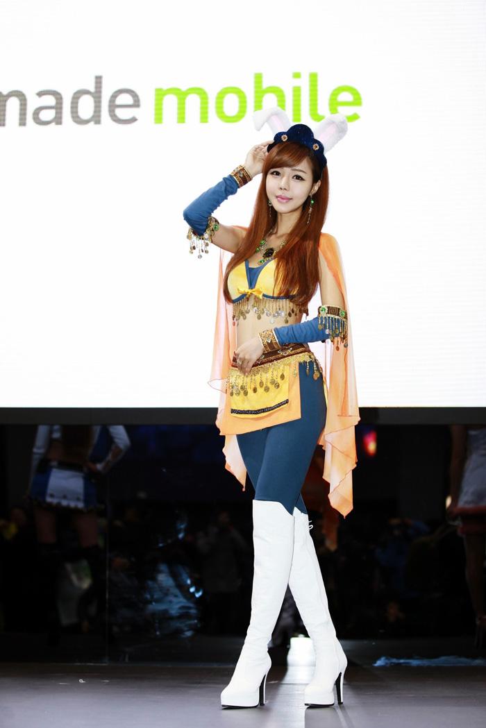 Showgirl G-star 2012: Seo Ji Ah - Ảnh 80