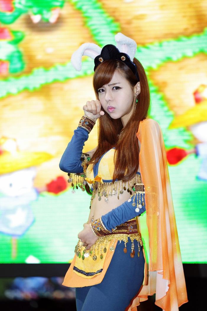 Showgirl G-star 2012: Seo Ji Ah - Ảnh 81