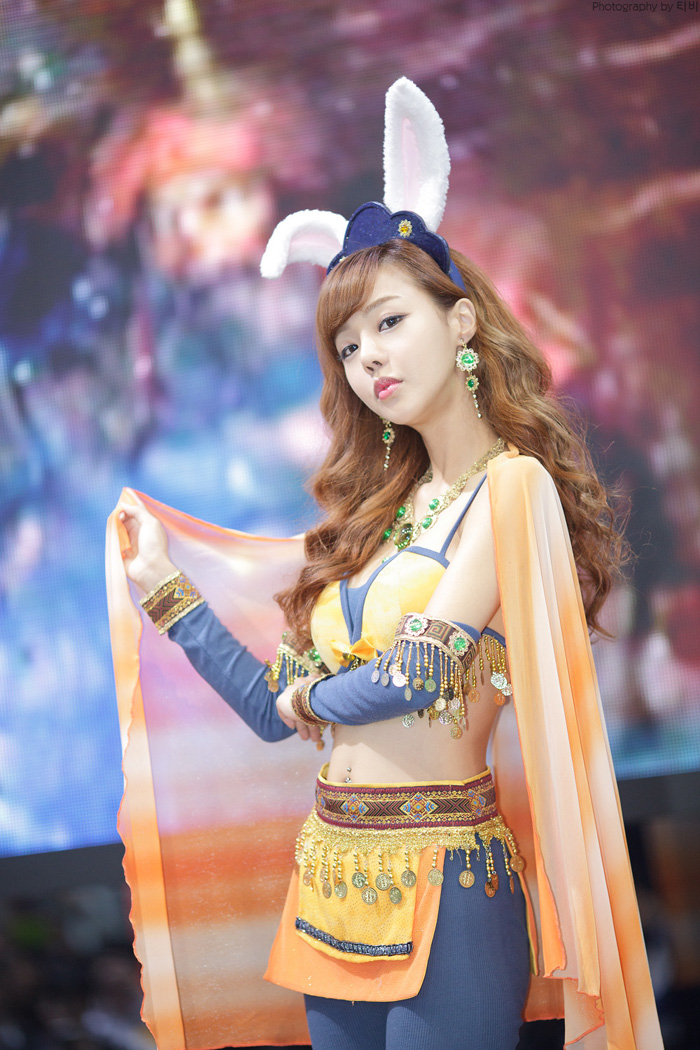 Showgirl G-star 2012: Seo Ji Ah - Ảnh 82