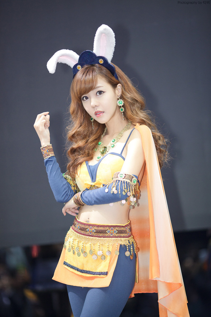 Showgirl G-star 2012: Seo Ji Ah - Ảnh 83