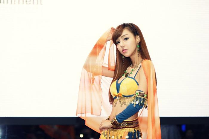 Showgirl G-star 2012: Seo Ji Ah - Ảnh 84
