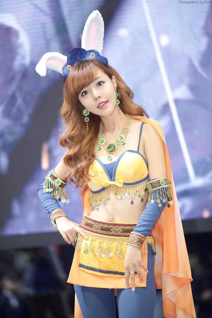 Showgirl G-star 2012: Seo Ji Ah - Ảnh 85
