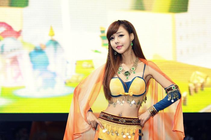 Showgirl G-star 2012: Seo Ji Ah - Ảnh 86