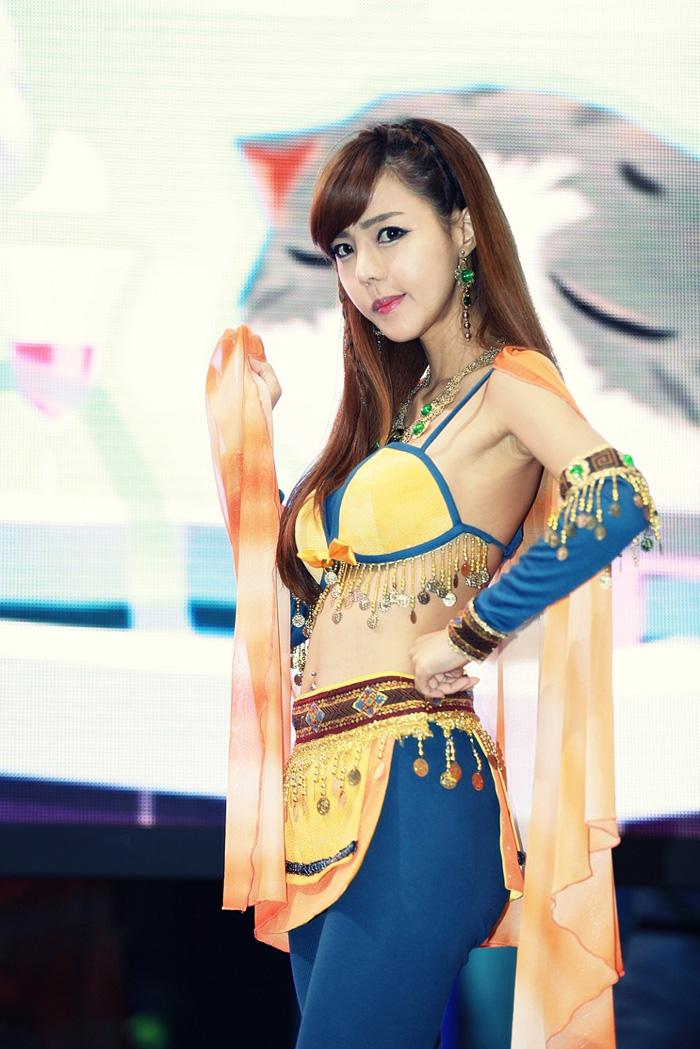 Showgirl G-star 2012: Seo Ji Ah - Ảnh 88