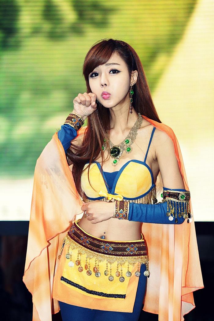 Showgirl G-star 2012: Seo Ji Ah - Ảnh 91