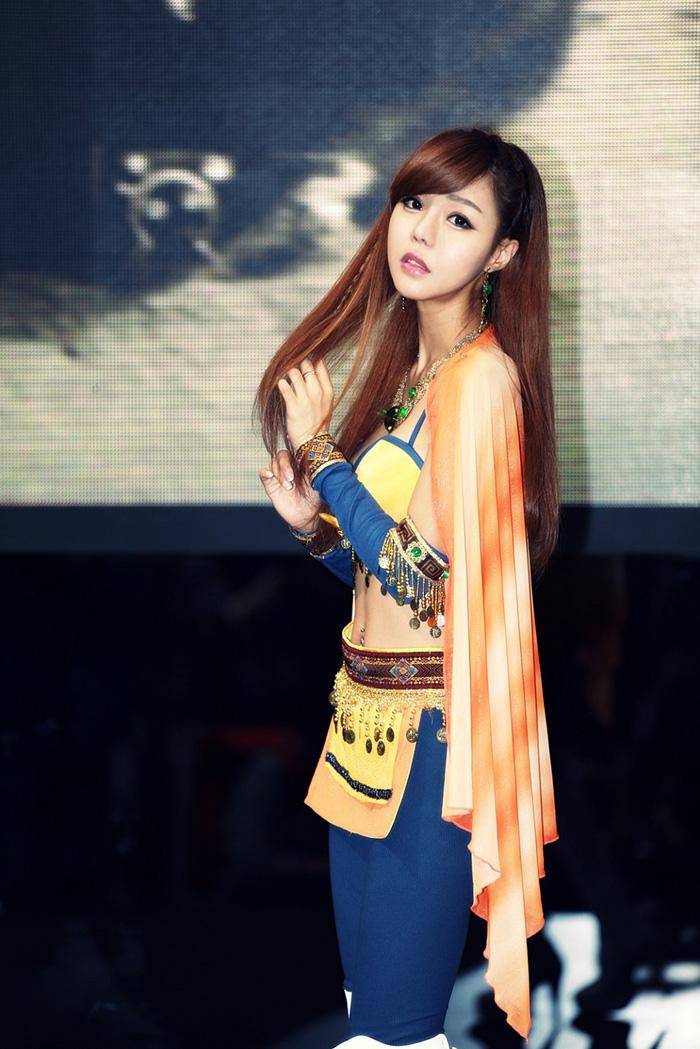Showgirl G-star 2012: Seo Ji Ah - Ảnh 92