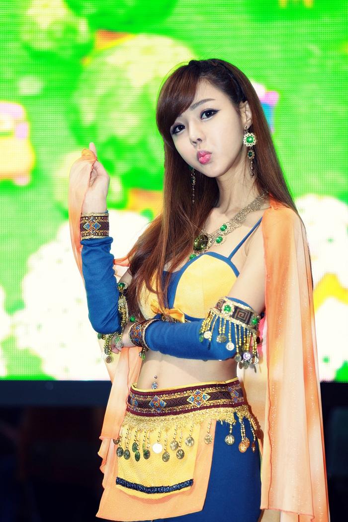 Showgirl G-star 2012: Seo Ji Ah - Ảnh 93