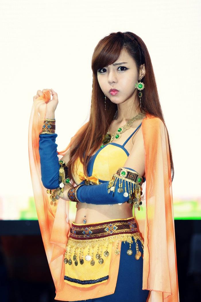 Showgirl G-star 2012: Seo Ji Ah - Ảnh 94