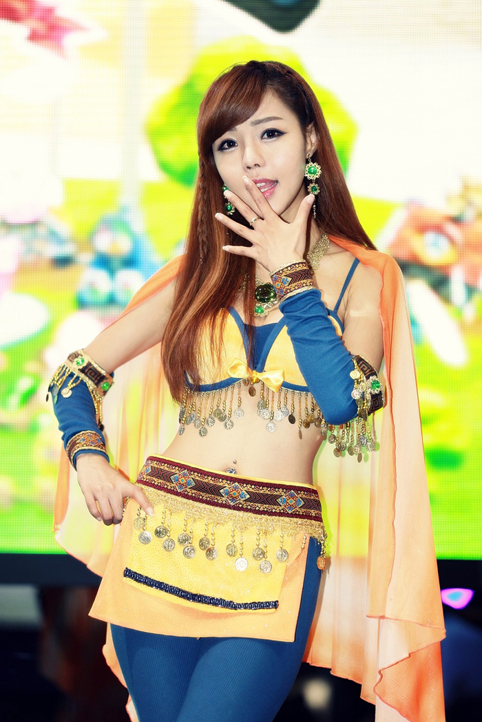 Showgirl G-star 2012: Seo Ji Ah - Ảnh 96
