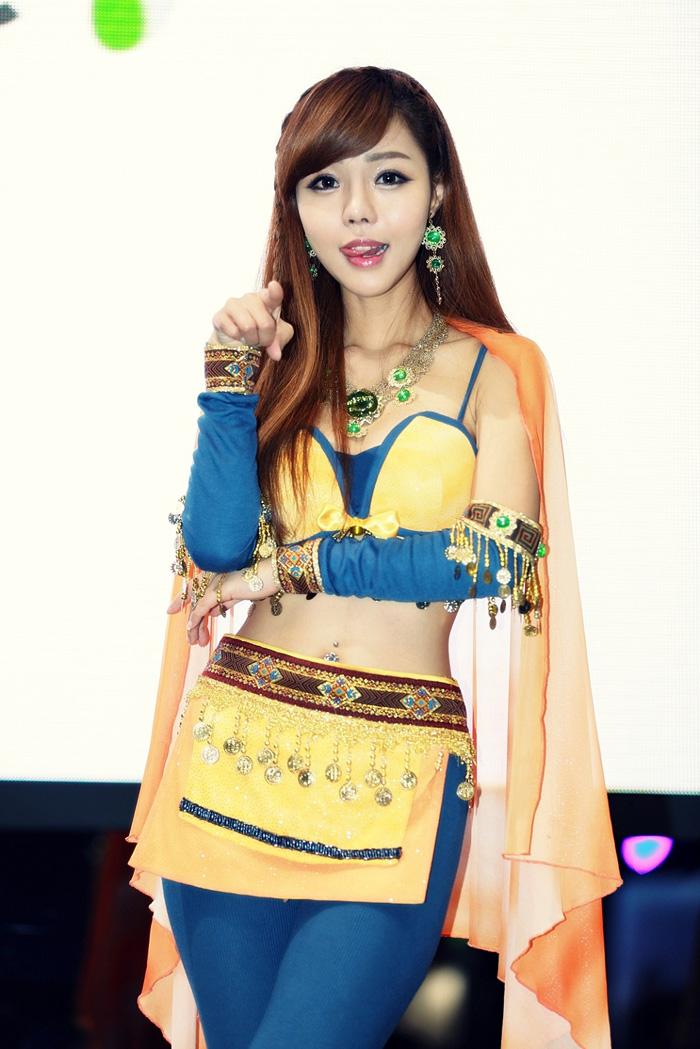 Showgirl G-star 2012: Seo Ji Ah - Ảnh 97